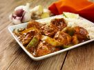 Chicken, Onion and Pepper Curry recipe