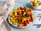 Chicken Ratatouille with Gnocchi recipe