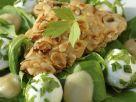 Chicken Salad with Mozzarella recipe