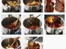 Chicken with Crayfish recipe