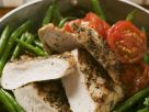 Chicken with Green Beans and Tomatoes recipe