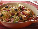 Chicken with Olives and Peppers recipe