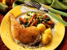 Chicken with Potatoes recipe