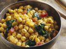 Chickpea and Spinach Stew recipe