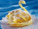 Chiemsee Choux Pastry Swans with Vanilla Cream recipe