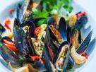 Chilli and Coriander Shellfish recipe