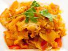 Chilli Shrimp Flat Noodles recipe