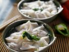 Chinese Shrimp Parcels in Soup recipe