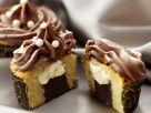 Choco-cream Fancy Cupcakes recipe