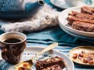 Chocolate Almond Goji Biscotti recipe