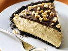 Chocolate and Peanut Butter Mousse Pie recipe