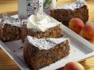 Chocolate Cake with Apricots recipe