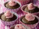 Chocolate Chip Raspberry Cupcakes recipe