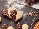 Chocolate Heart Cookies recipe