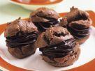 Filled Chocolate Choux Buns recipe