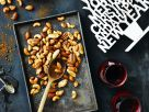 Christmastime Mulled Wine and Nuts recipe
