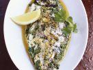 Cilantro Marinated Bream recipe