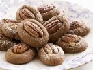 Cinnamon Pecan Cookies recipe