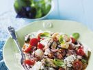 Citrus Rice Salad with Mixed Seafood recipe