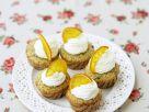 Citrus Tea Cakes recipe