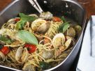 Clam and Herb Linguine recipe