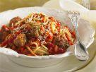 Classic Italian Pasta Polpette recipe