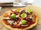 Classic Veggie Pizza recipe