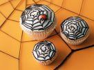 Cobweb Cakes recipe