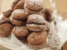 Cocoa Sandwich Bites recipe