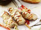 Coconut Chicken Skewers recipe