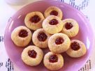 Coconut Thumbprint Cookies recipe
