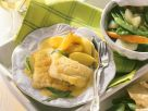Cod with Potatoes and Vegetables recipe