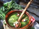 Cold Herb Soup recipe