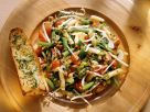 Colorful Bean and Vegetable Salad recipe