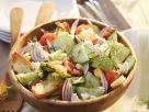 Colorful Bread Salad recipe