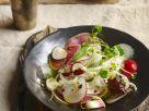 Colorful Radish Salad recipe