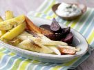 Colorful Roasted Root Vegetables recipe