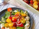 Colorful Tomato Salad with Arugula recipe