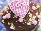 Colourful Sprinkle Cakes recipe