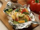 Cooked Vegetables in Foil recipe