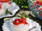 Cottage Cheese with Strawberries recipe