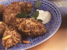 Coucous Meatballs with Yogurt Dip recipe
