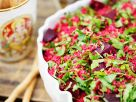 Couscous Salad with Beets and Parsley recipe