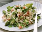 Couscous Salad with Tomato Dressing recipe