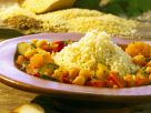 Couscous with Mixed Vegetables recipe