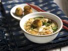 Crab Dumplings with Pho recipe