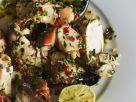 Crabs and Cilantro-Chile Vinaigrette recipe