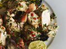 Crabs and Cilantro-Chile Vinaigrette recipe