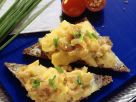 Crayfish Omelet recipe