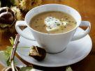 Cream of Chestnut Soup recipe